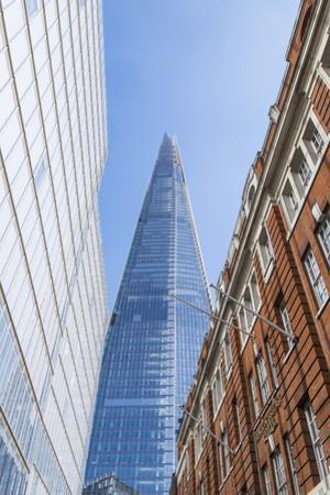 England, London, Southwark, The Shard by Steve Vidler