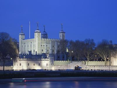 England, London, Tower of London by Steve Vidler