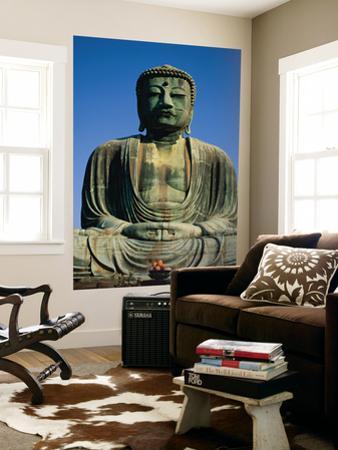Great Buddha, Kamakura, Honshu, Japan by Steve Vidler