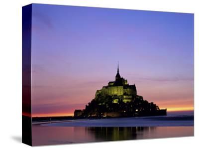 Mont St. Michel, Normandy, France by Steve Vidler