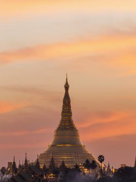 Myanmar (Burma), Yangon, Shwedagon Pagoda by Steve Vidler
