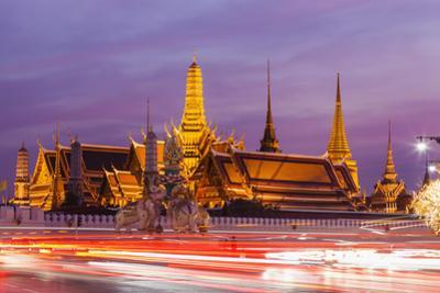 Thailand, Bangkok, Grand Palace, Wat Phra Kaeo by Steve Vidler
