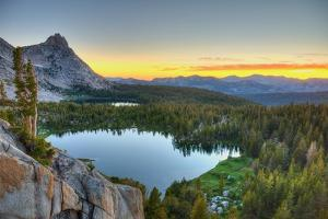 Young Lakes, Yosemite by stevedunleavy.com