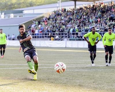 2014 MLS U.S. Open Cup: Jun 18, PSA Elite vs Seattle Sounders - Brad Evans