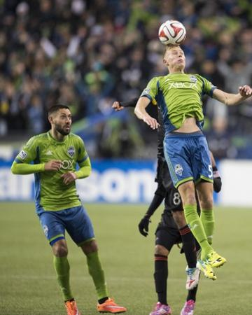 2014 MLS Western Conference Championship: Nov 30, LA Galaxy vs Seattle Sounders - Andy Rose by Steven Bisig