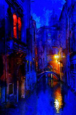 Blue Venice by Steven Boone