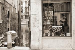 Hair Salon, Venice, Italy by Steven Boone