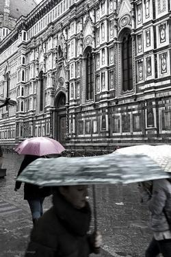 Rainy Day in Florence by Steven Boone