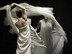 Swirling Dancers 8 by Steven Boone