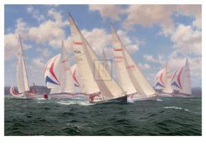 Sygma 38's Racing Off Ryde by Steven Dews