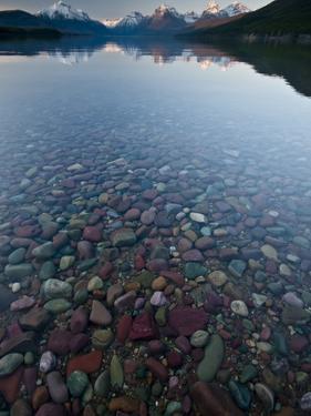 Lake Mcdonald Sunset by Steven Gnam