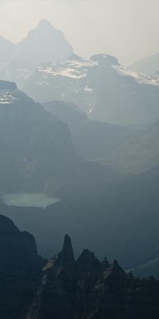 Livingston Range, Glacier National Park, Montana