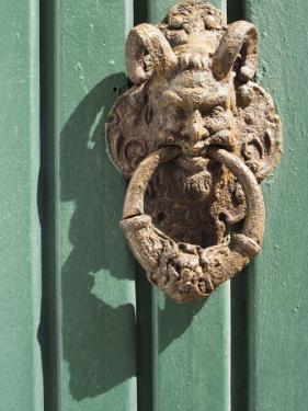 Door Knocker Detail by Steven Greaves