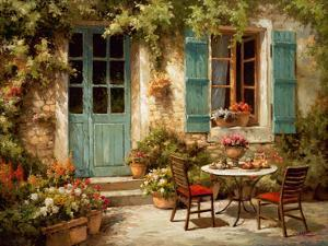 Maison Provencale by Steven Harvey