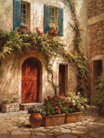 The Red Door by Steven Harvey