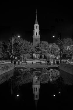 Burlington Church by Steven Maxx