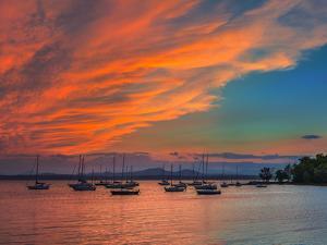 Charlott Harbor by Steven Maxx