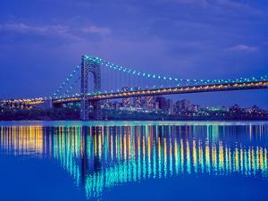 George Washington Bridge '82 by Steven Maxx