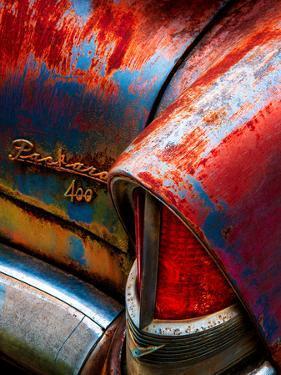 Packard Tailight by Steven Maxx