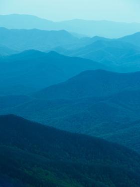 Smokey Mountain Layers by Steven Maxx