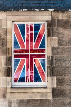 UK Flag by Steven Maxx