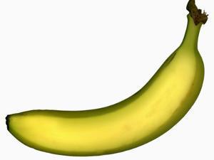A Banana by Steven Morris