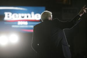 Dem 2016 Sanders by Steven Senne