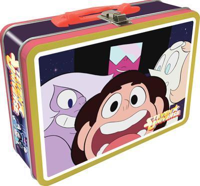 Steven Universe Slim Lunch Box