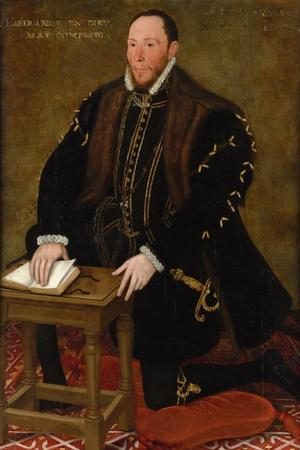 Portrait of the Blessed Thomas Percy, 7th Earl of Northumberland