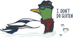 Trendy Duck by Steven Wilson
