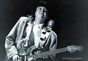Stevie Ray Vaughn- 1954-1990