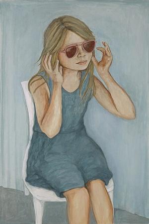 Girl In Sunglasses, 2017