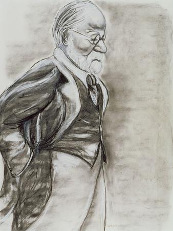 Sigmund Freud (1856-1939) 1998