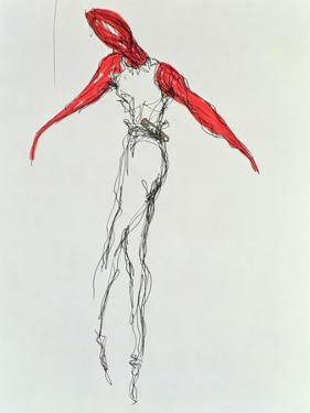 The Dancer, 1997 by Stevie Taylor