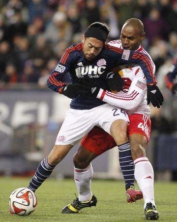 2014 MLS Eastern Conference Championship: Nov 29, Red Bulls vs Revolution - Lee Nguyen by Stew Milne