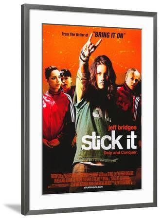 Stick It--Framed Poster