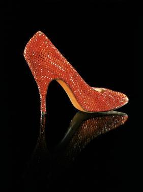 Stiletto by Salvatore Ferragamo, Owned by Marilyn Monroe