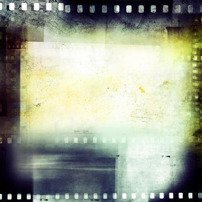 Film Negatives Frame