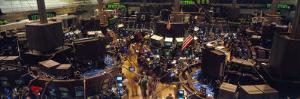 Stock Exchange, New York City, New York State, USA