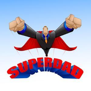 Superdad by stockshoppe
