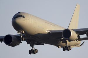 A Kc-767 Tanker of the Italian Air Force by Stocktrek Images