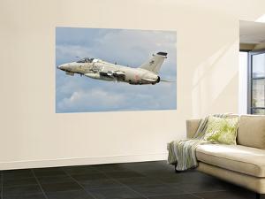 An Italian Air Force Amx Fighter Aircraft by Stocktrek Images