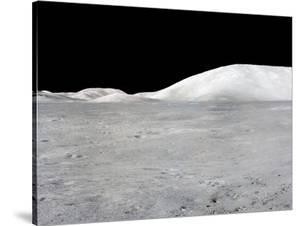 Apollo 17 Panorama by Stocktrek Images