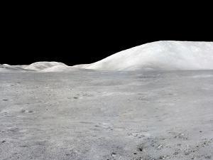 Apollo 17 Panorama by Stocktrek Images