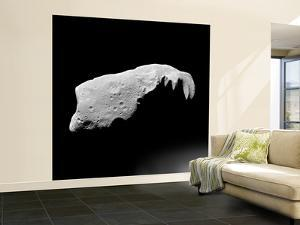 Asteroid 243 Ida by Stocktrek Images