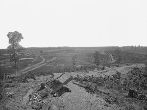 Battlefield of Resaca, Georgia, During the American Civil War by Stocktrek Images