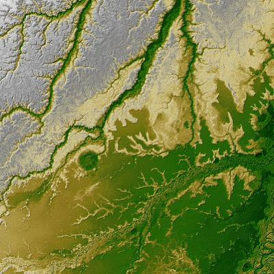 Bolivian Amazon by Stocktrek Images