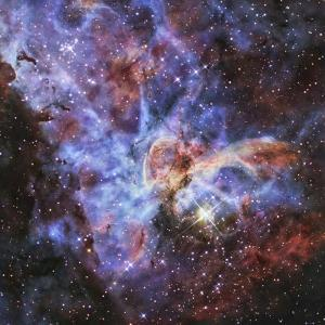 Carina Nebula, NGC 3372 by Stocktrek Images