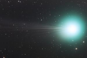 Comet Lovejoy by Stocktrek Images