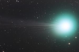 Comet Lovejoy by Stocktrek Images